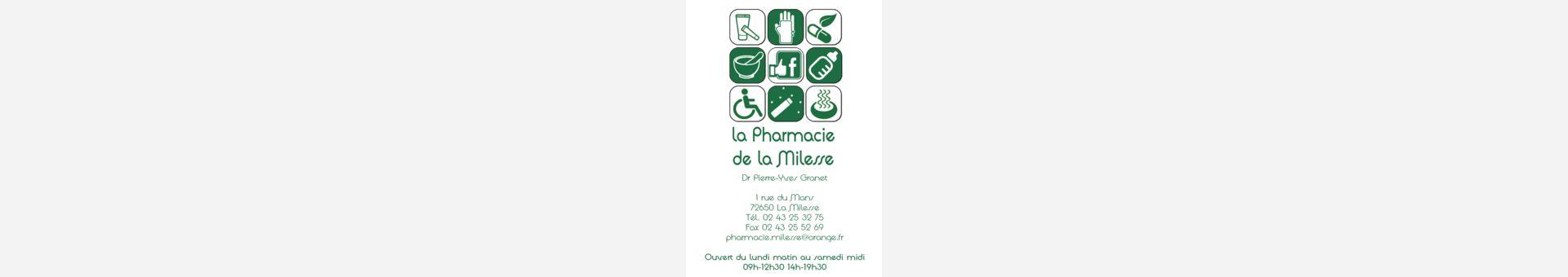 Pharmacie de La Milesse,La Milesse